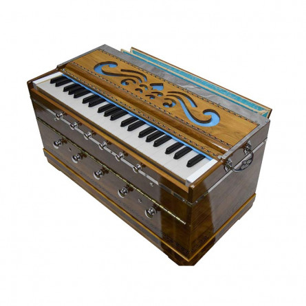 Khayal Harmonium, Vertical, 44 keys with Bag