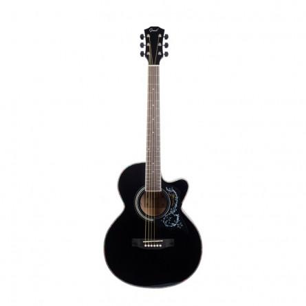 Grail AG-A190C BK Acoustic Guitar Cutaway Black