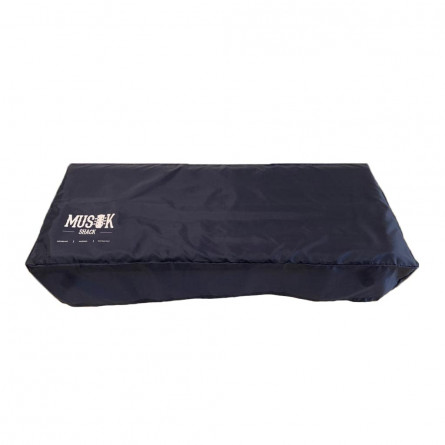 Musikshack Keyboard Dust Cover Blue