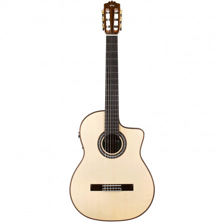 Cordoba GK Pro Negra Classical Guitar with Case