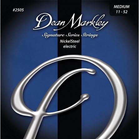 Dean Markley 2505 Medium Signature Series Electric Guitar Strings 0.11-0.52