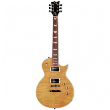 ESP LTD EC 256FM VN Electric Guitar EC Series Vintage Natural