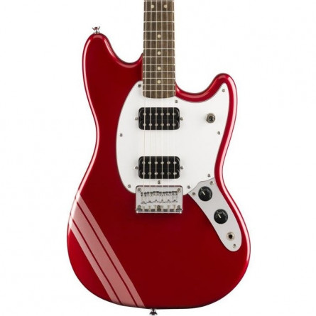 Fender Squier Limited Edition Bullet Mustang HH Competition Red