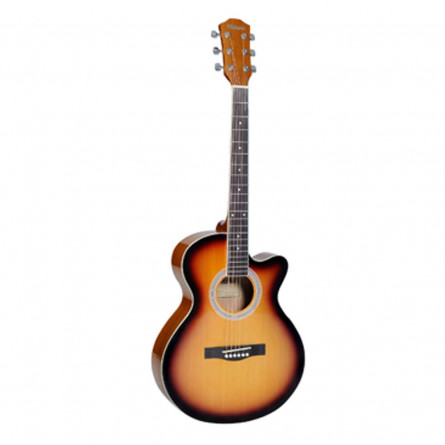 HavanaFA391C SB Acoustic Guitar Cutaway Sunburst