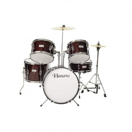 Havana 104-5 WR 5 Pcs Juniour Drum Set with Hardware