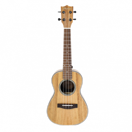 BAMBOO Koa Concert Ukulele Classic Series Acoustic | For Beginners and Professionals | Wood Koa & Walnut | With Gig Bag (Special Edition)