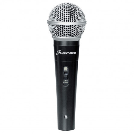 Studiomaster KM52 Dynamic Microphone with Switch