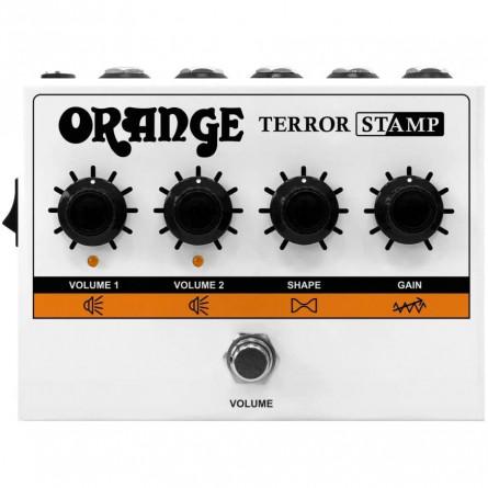 Orange Terror Stamp 20 watts Valve Hybrid Guitar Amp Pedal