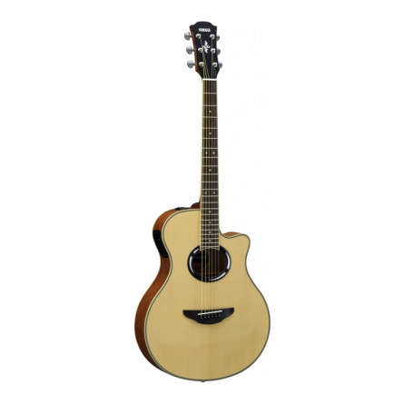 Yamaha APX 500III Semi Acoustic Guitar Natural