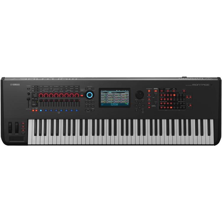 Buy Yamaha Montage 7 Synthesizer 76 Keys Online in India