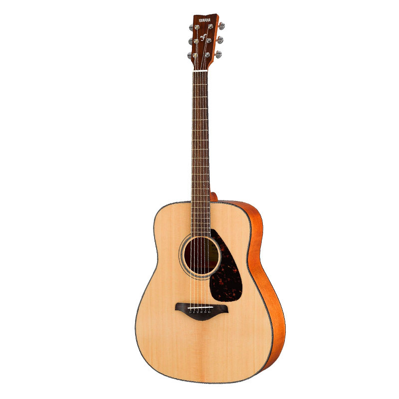Buy Yamaha Fg 800 Acoustic Guitar Natural Online In India Best 6 Strings Acoustic Guitars In India