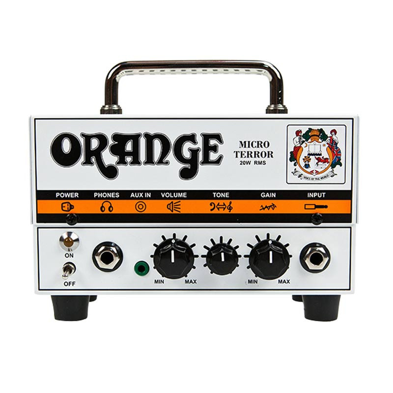 Buy Orange MT20 Micro Terror Valve Hybrid Guitar Amplifier Head 20
