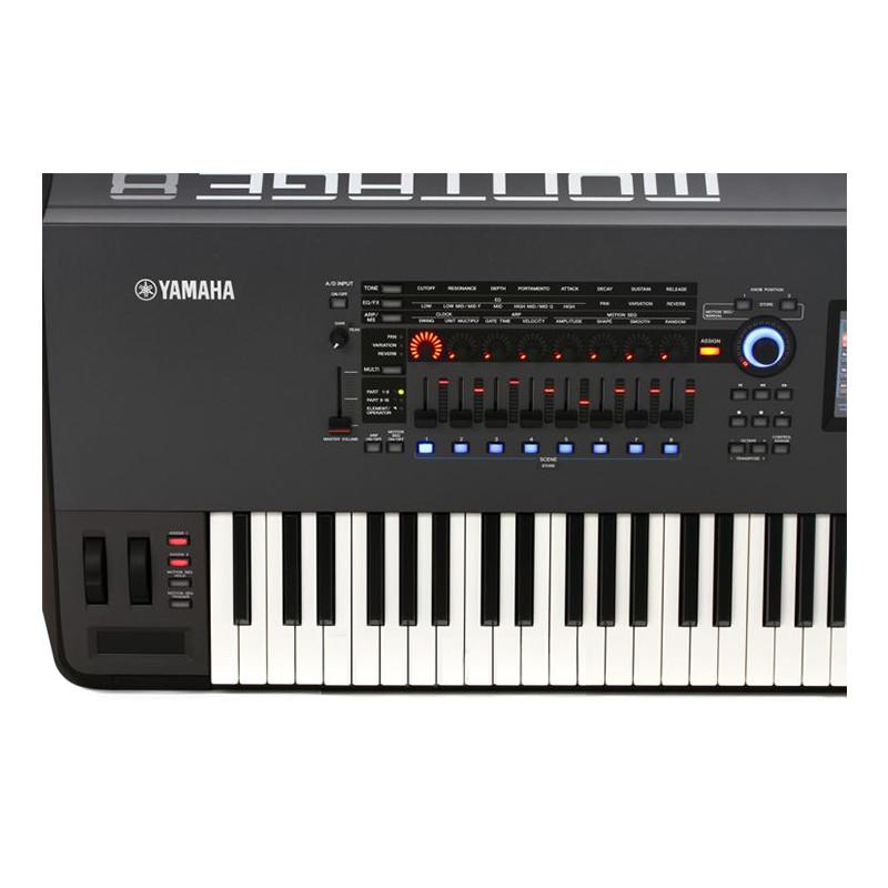 Buy Yamaha Montage 8 Synthesizer 88 Keys Online in India