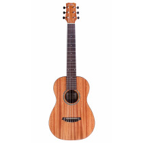 Cordoba Mini II MH Travel Guitar Mahogany