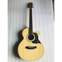 Grail Allure A190CE SP Semi Acoustic Guitar Cutaway Spruce Top
