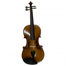 Grail SV222 Solidwood violin, Select Spruce and Maple with Ebony