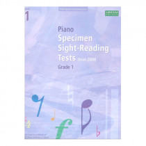 AB Piano Specimen Sight Reading Tests From 2009 Grade 1