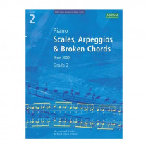 AB Piano Scales Arpeggios and Broken Chords From 2009 Grade 2