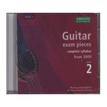 AB Guitar Exam Pieces From 2009 Grade 2 CD ONLY
