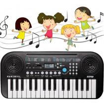 Kurzweil KP10 32-Keys Beginners Digital Electronic Piano Keyboard || Multi-Functional || Portable-Light Weighted || FREE Power Adaptor (Kids & Adult)