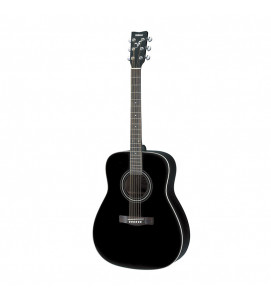 Yamaha F370 BLK Acoustic Guitar Black
