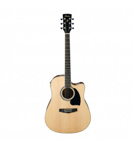 Ibanez PF15ECE NT Semi Acoustic Guitar Natural