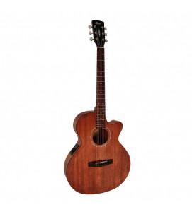Cort SFX MEM OP Semi Acoustic Guitar Open Pore