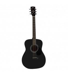 Cort AF510E BKS Semi Acoustic Guitar Black Satin