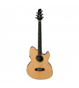 Ibanez TCY10E NT Semi Acoustic Guitar Natural