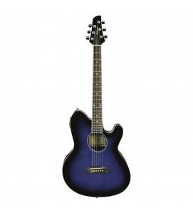 Ibanez TCY10E BL Semi Acoustic Guitar Blue
