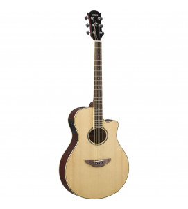 Yamaha APX 600 Semi Acoustic Guitar Natural