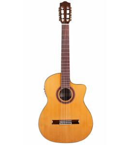 Cordoba C7-CE CD Semi Classical Guitar Natural