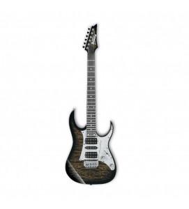Ibanez GRG 150QA TKS Electric Guitar Transparent Black Sunburst
