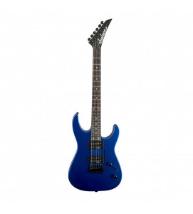 Jackson Dinky JS 12 MBR Electric Guitar Metallic Blue