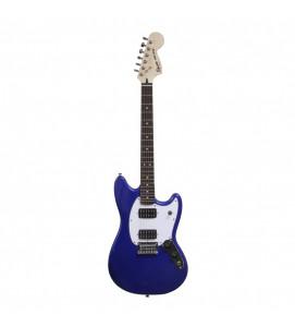 Fender Bullet Mustang HH IMBP Electric Guitar Imperial Blue