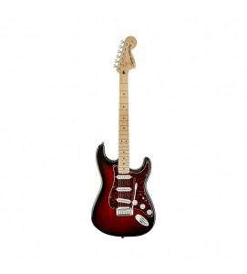 Fender Squier Standard Stratocaster Electric Guitar Maple Fretboard SSS Antique Burst