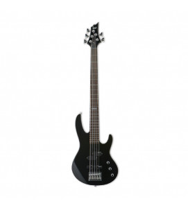 ESP LTD B55BLK Electric Bass B Series Lefty Black