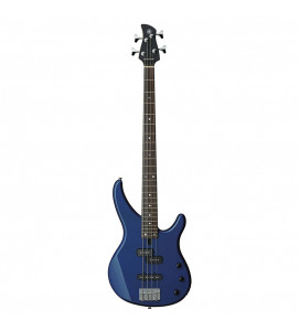 Yamaha TRBX174 Electric Bass Guitar Dark Blue Metallic