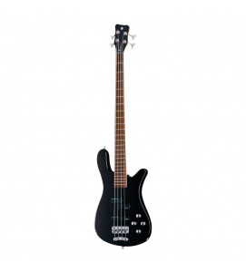 Warwick RockBass Streamer LX 4 String Black Solid High Polish