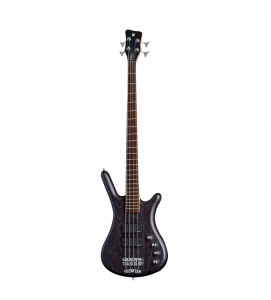 Warwick RockBass Corvette $$ 4 String Nirvana Black Transparent Satin
