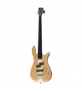 Warwick RockBass Streamer NT I 5 String Honey Violin Transparent High Polish