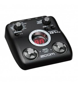 Zoom G1 u with PSU Guitar Effects Pedal