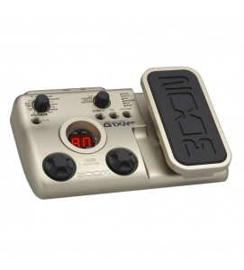 Zoom G1X on EG Guitar Effects Pedal