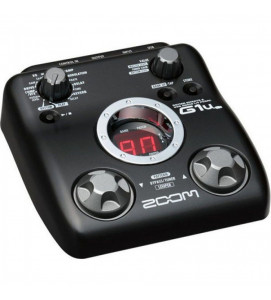 Zoom G1 on EG Guitar Effects Pedal