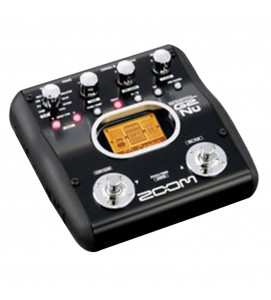 Zoom G2 Nu Guitar Effects Pedal