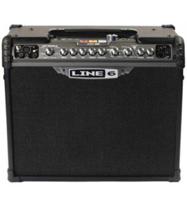 Line 6 Spider IV 75 Watts 1X12 Guitar Combo Amplifier