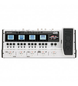 Zoom G5 Guitar Effects and Amplifier Simulator with Z Pedal