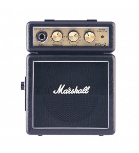 Marshall MS 2 Micro Amplifier Black