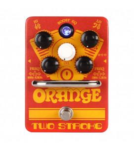 Orange TWO STROKE Boost EQ Guitar Effect Pedal