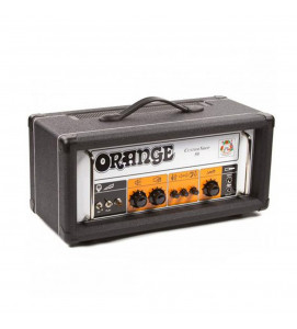 Orange Custom Shop 50 BLK Guitar Amplifier Head 50 watts Black